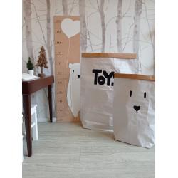 Medvídek - pytel na hračky (střední), Toys